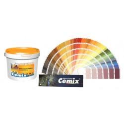 CEMIX - Silikonová zatíraná omítka